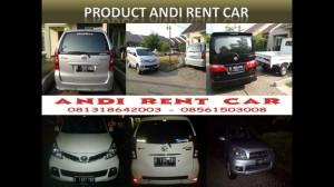 Andi Rent Car Sewa Mobil Andi