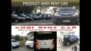 Sewa Mobil Andi Rent Car