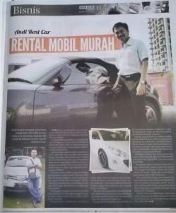 Andi Rent Car Rental Mobil Murah