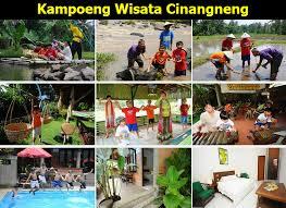 Rental Mobil Bogor Kampung Wisata Cinangneng